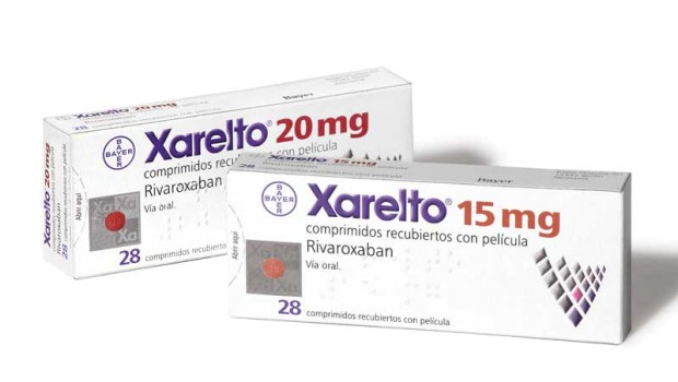 Can you take viagra while on xarelto